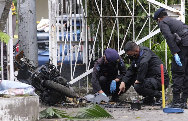Densus 88 Tangkap Lagi 6 Orang Terkait Bom Makassar