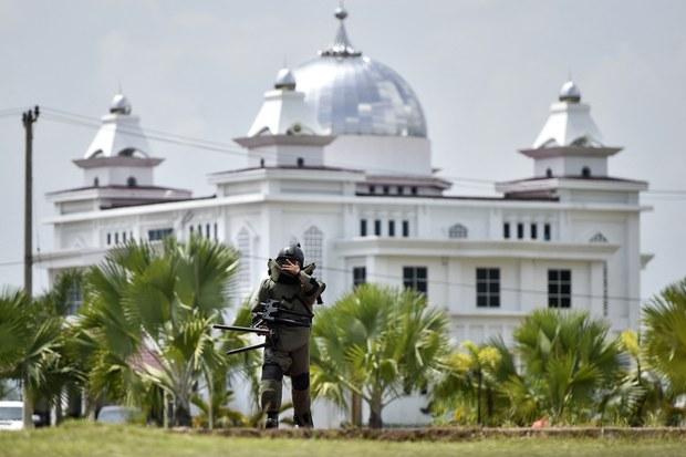Enam Terduga Teroris Ditangkap di Jawa Tengah