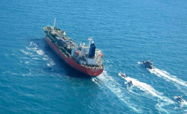 Indonesia Minta Iran Klarifikasi tentang 2 WNI di Kapal Korea yang Ditahan
