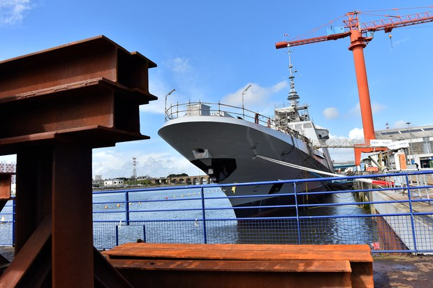 Indonesia Sepakat Pembelian 8 Kapal Perang dari Italia