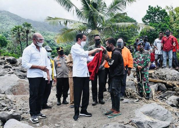 Jokowi Kunjungi NTT, BMKG: Waspadai Siklon Odette