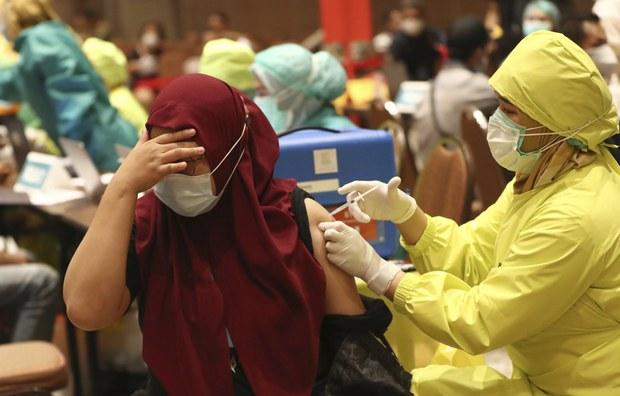 Kemenkes Laporkan 2 Kasus Varian COVID-19 Inggris di Indonesia