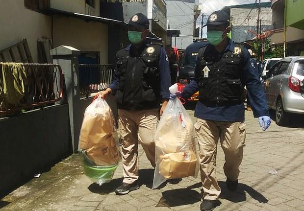 Polisi: Pelaku Bom Bunuh Diri di Gereja Makassar Pasangan Suami-Istri