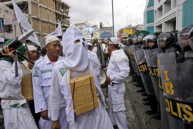 Pemerintah Nyatakan FPI Sebagai Ormas Terlarang