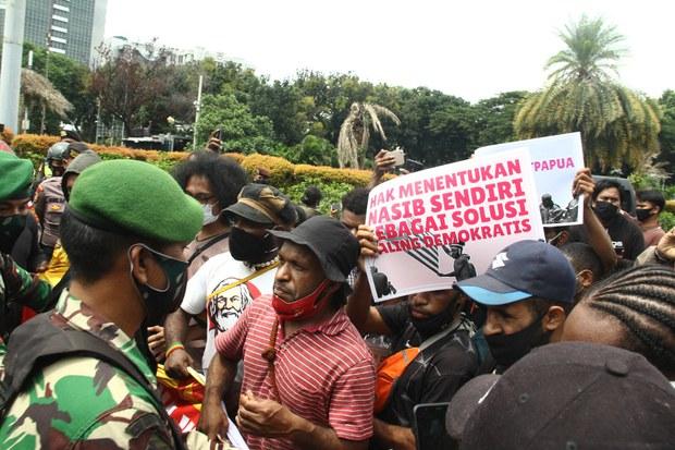 RUU Otonomi Khusus Papua Disahkan, Separatis Tolak Keras