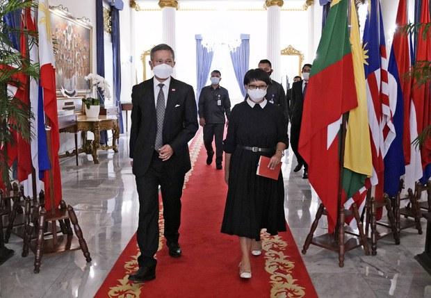 Singapura, Indonesia, Malaysia Serukan KTT Darurat Myanmar