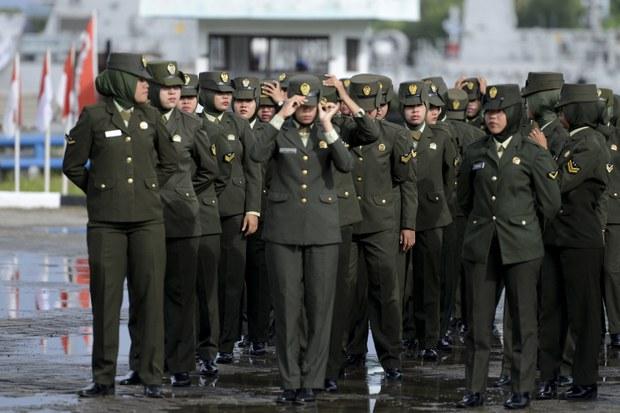 TNI AD Secara Resmi Telah Hapus 'Tes Keperawanan'