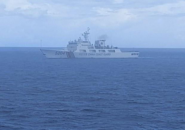 TNI AL Latihan Bersama Cina di Laut Jawa