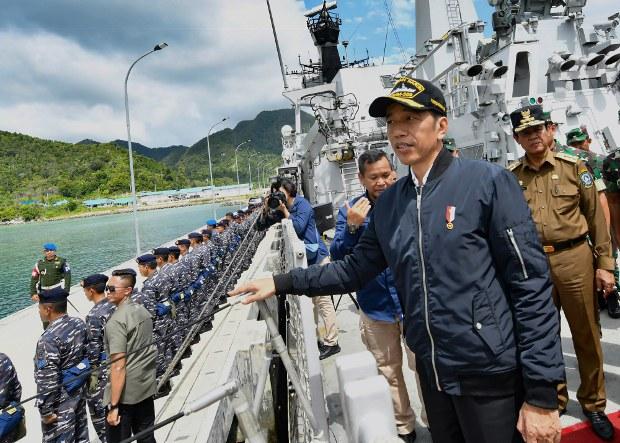 TNI AL Periksa Pesawat Air Tanpa Awak, Belum Pastikan Asalnya